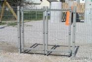 Dvokrilna panelna vrata