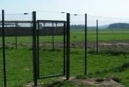 Enokrilna mrežna vrata