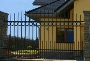 Kovane ograje po meri