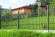 Lažje kovane ograje