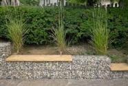 Kamnita gabionska kletka