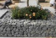 Ograje kamnite iz gabionov