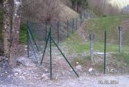 Pletene mreže za ograje