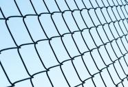 Pletena mreža ograje