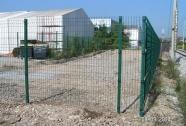 Ograja za industrijske objekte