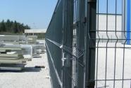 Panelna ograja dvorišč