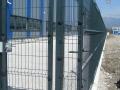 Mreža za panelno ograjo
