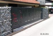 Samonosna perforirana vrata