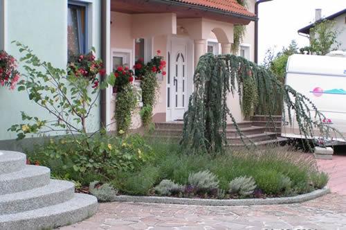 Urejanje in vzdrževanje vrtov