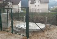Dvokrilna mrežna vrata
