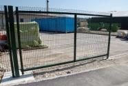 Vrata panelna enokrilna