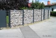 Kamnite ozke ograje
