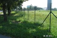 Pletena mrežna ograja