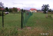Varjena mreža ograje