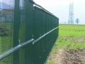 Panelne ograje stopničasto