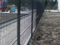 Zaščitna ograja šole