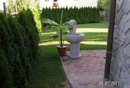 Namestitev vrtnih fontan